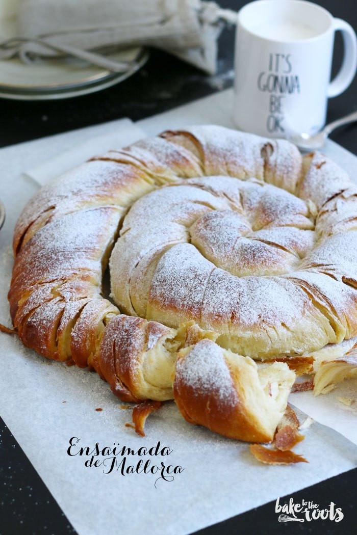 How Do You Say Dessert In Spanish  Ensaïmada de Mallorca – Bake to the roots