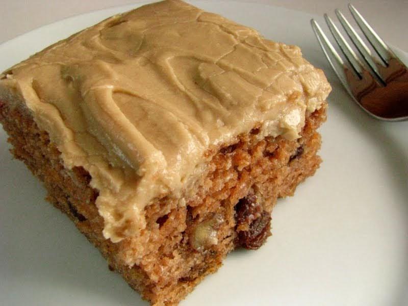 How Do You Say Dessert In Spanish  CakeWalk Applesauce Cake a k a Spanish Bar Cake