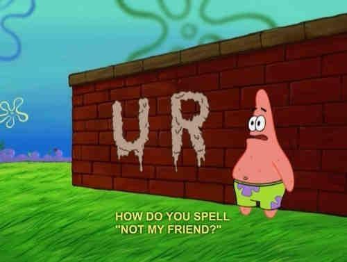 How Do You Spell Potato  17 Best images about Gotta love Spongebob on Pinterest