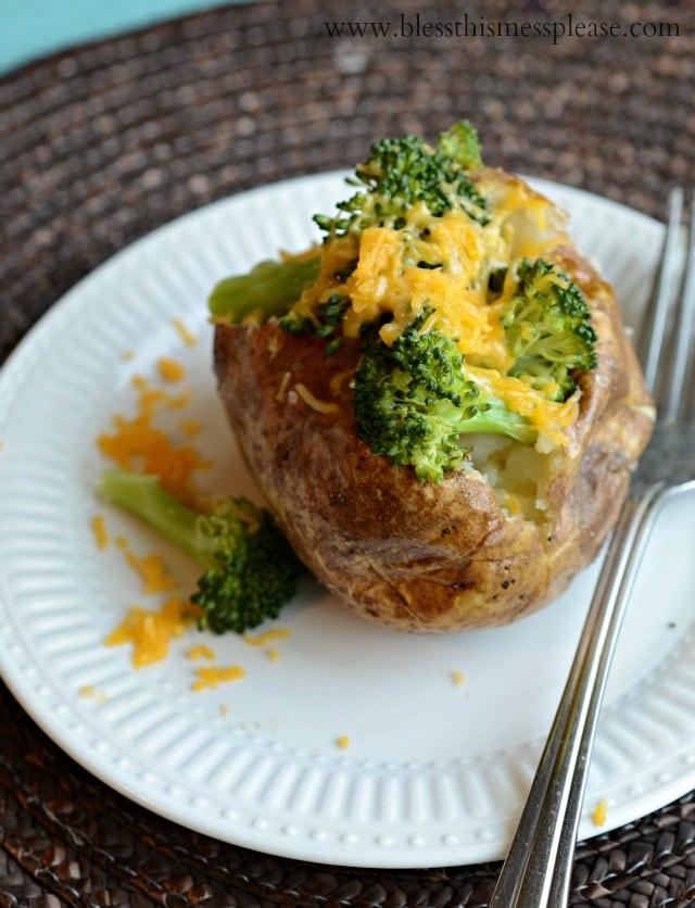 How Long Baked Potato  how long do you bake a potato in foil