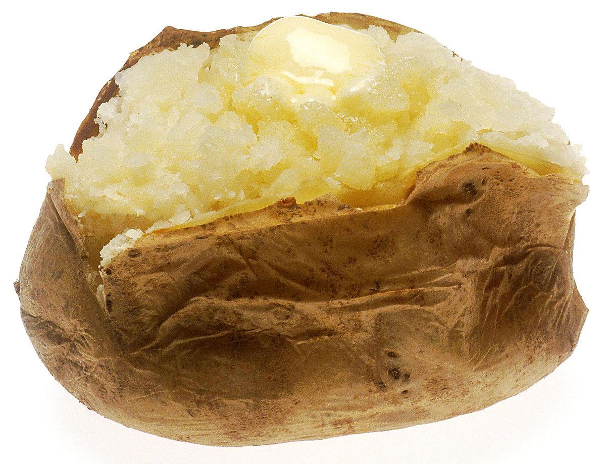 How Long Baked Potato  Baked potato