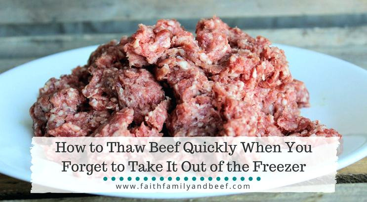 How Long Can Ground Beef Be Frozen  Can You Freeze Ground Turkey How Long Should You Freeze