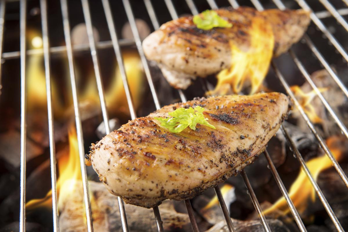 How Long Do You Bake Chicken Breasts  Don t Know How Long to Grill Chicken Breast Now You Will