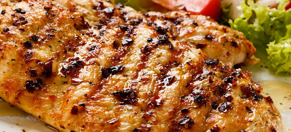 How Long Do You Bake Chicken Breasts  Quick and Easy George Foreman Grill Chicken Recipe