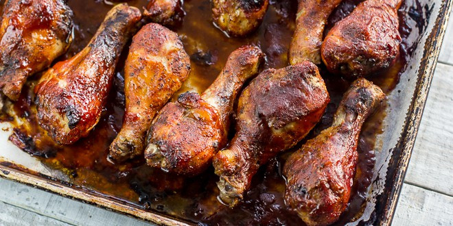 How Long Do You Bake Chicken Thighs  Baked Chicken Drumsticks How to bake in the oven