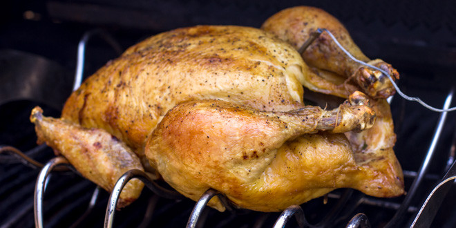 How Long Do You Cook A Whole Chicken  How to Cook a Whole Chicken on the Grill recipe and