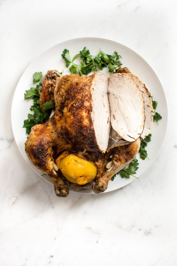 How Long Do You Cook A Whole Chicken  Instant Pot Whole Chicken • Salt & Lavender