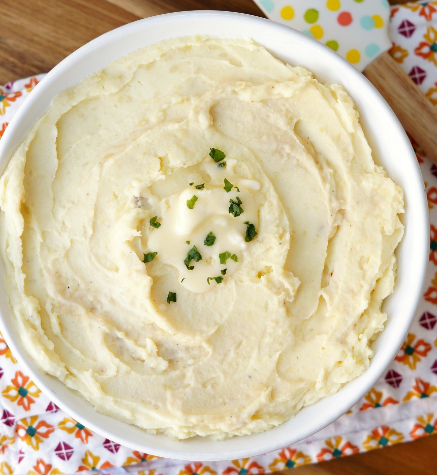 How Long Does It Take To Make Mashed Potatoes  Easy Instant Pot Mashed Potatoes Recipe