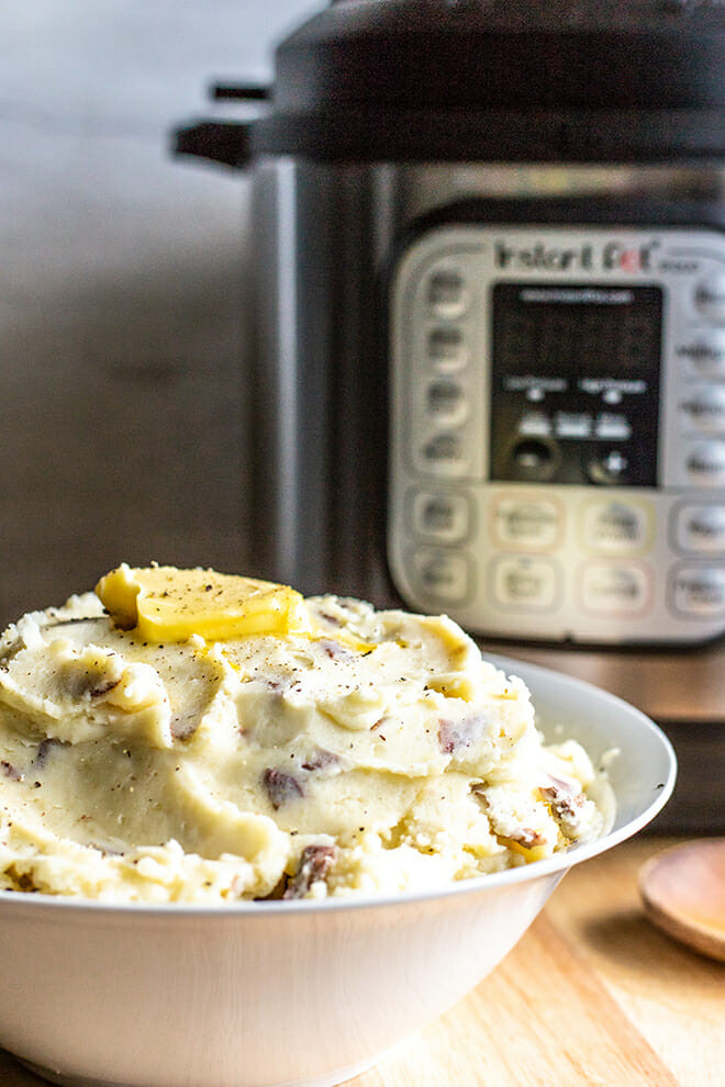 How Long Does It Take To Make Mashed Potatoes  Instant Pot Mashed Potatoes Cook the Story
