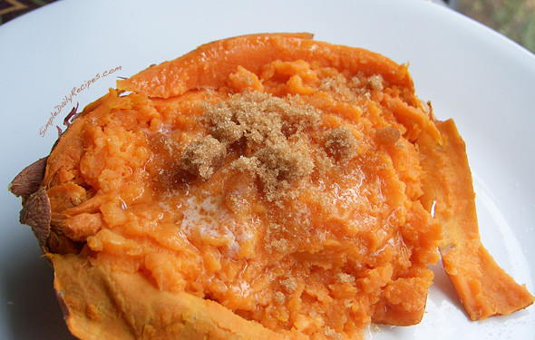 How Long Does It Take To Microwave A Potato  How to Cook Sweet Potatoes Quickly Simple Daily Recipes