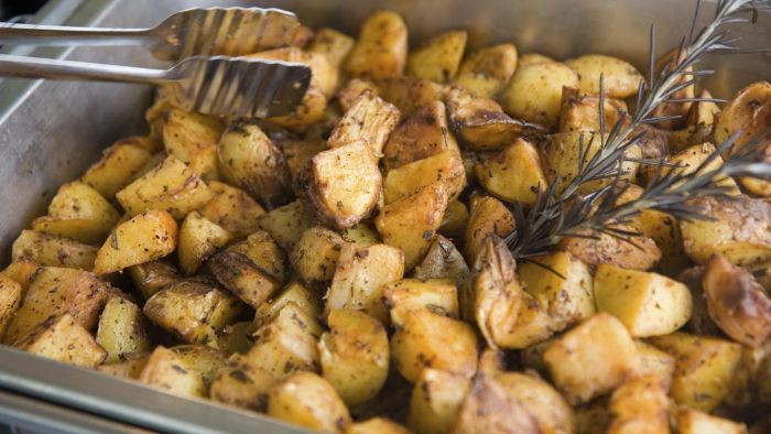 How Long Does It Take To Microwave A Potato  How Long Does It Take to Cook Roasted Potatoes