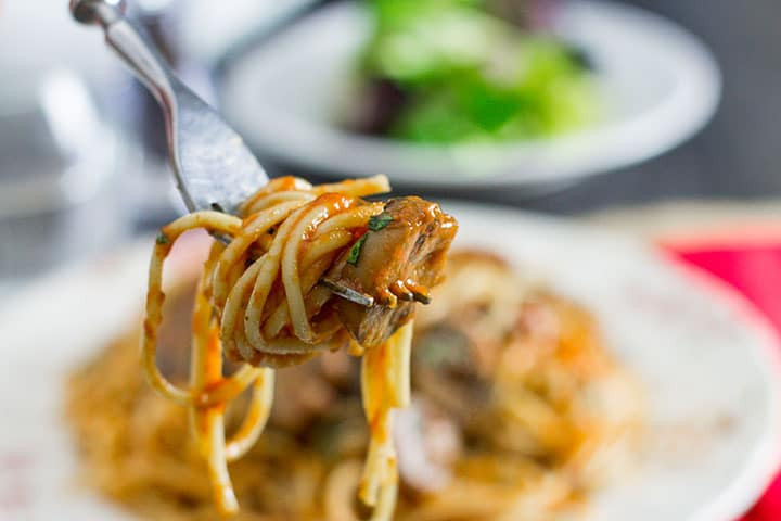 How Long Does Tomato Sauce Last In The Fridge  Spaghetti With Mushroom Tomato Sauce Erren s Kitchen