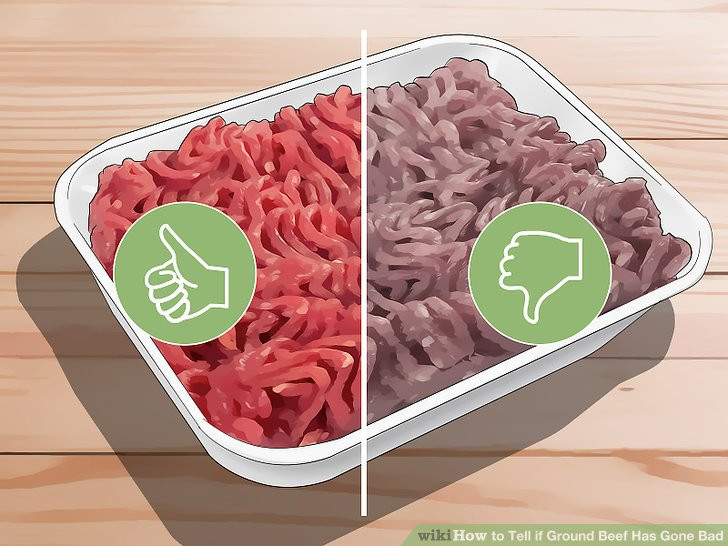 How Long Is Ground Beef Good In The Fridge  How to Tell if Ground Beef Has Gone Bad 10 Steps with