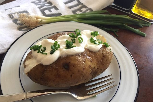 How Long To Bake A Potato At 425  Baked Potato