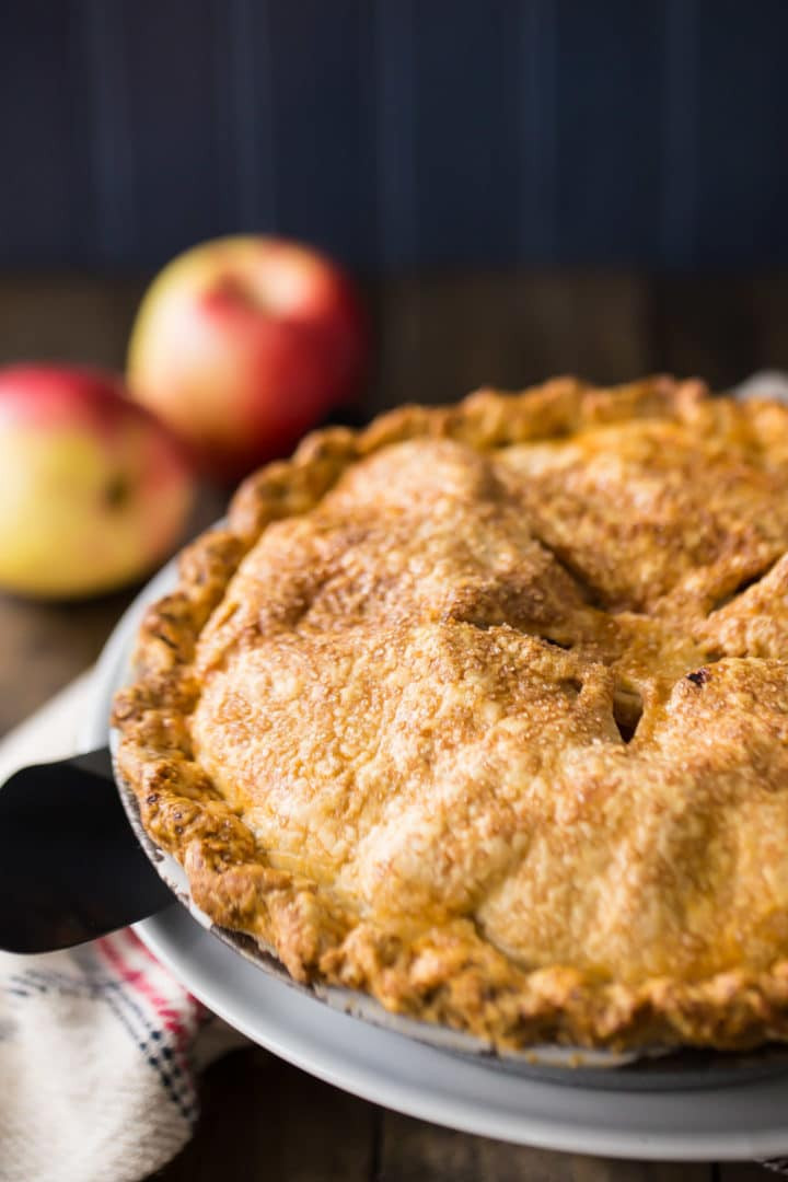 How Long To Bake Apple Pie  Simply Perfect Apple Pie Baking A Moment