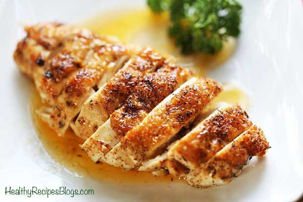 How Long To Bake Chicken Breasts  Healthy Recipes