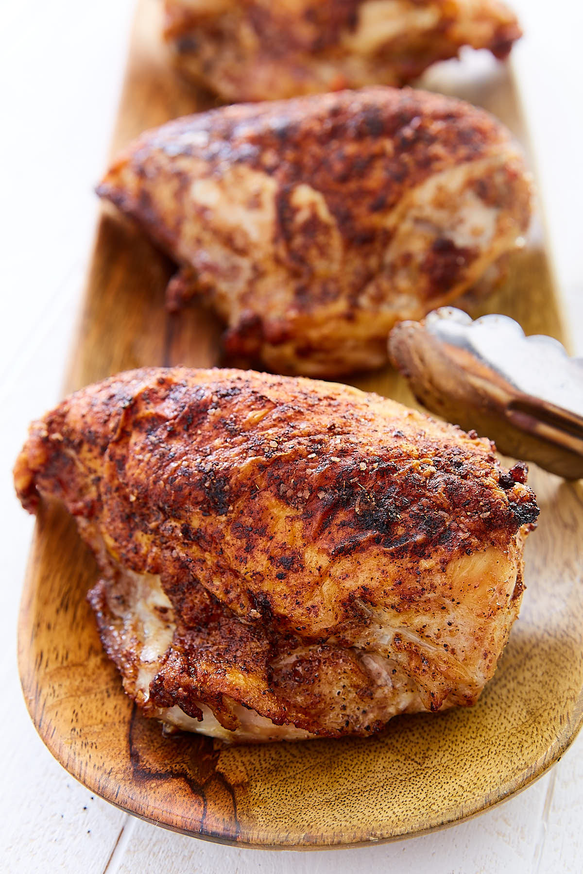 How Long To Bake Chicken Breasts  Crispy Oven Roasted Chicken Breast i FOOD Blogger