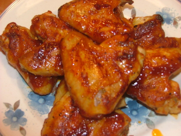 How Long To Bake Chicken Wings At 350  Simple Baked Chicken Wings Recipe Food