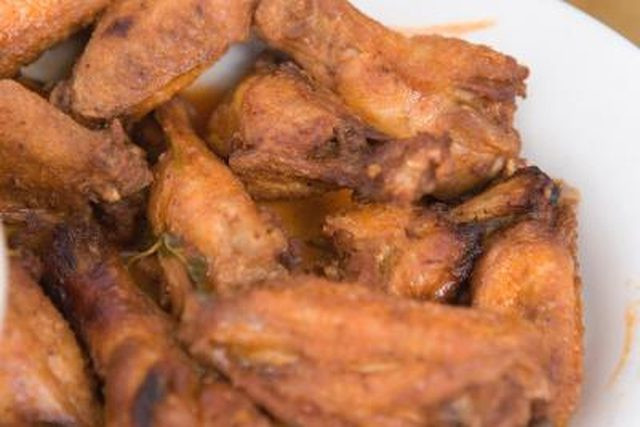 How Long To Bake Chicken Wings At 350  How to Bake Frozen Chicken Wings