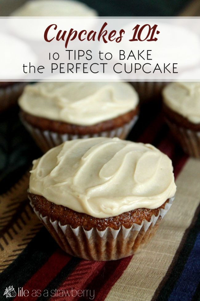 How Long To Bake Cupcakes  Cupcakes 101 10 Tips to Bake the Perfect Cupcake