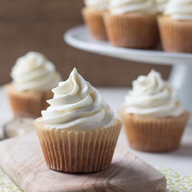 How Long To Bake Cupcakes  Vanilla Cupcake Recipe from Scratch so soft & moist