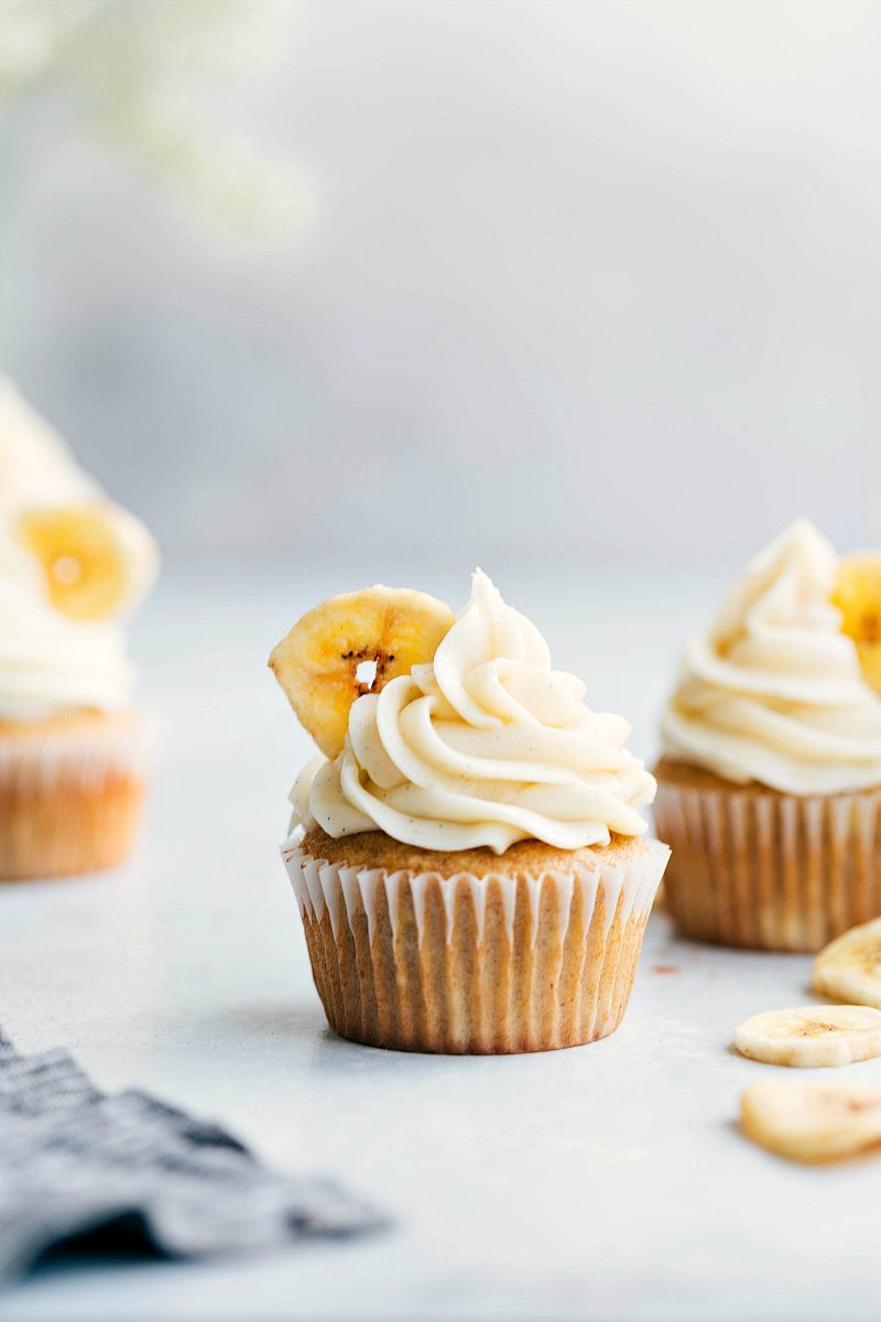 How Long To Bake Cupcakes  Banana Cupcakes Best EVER