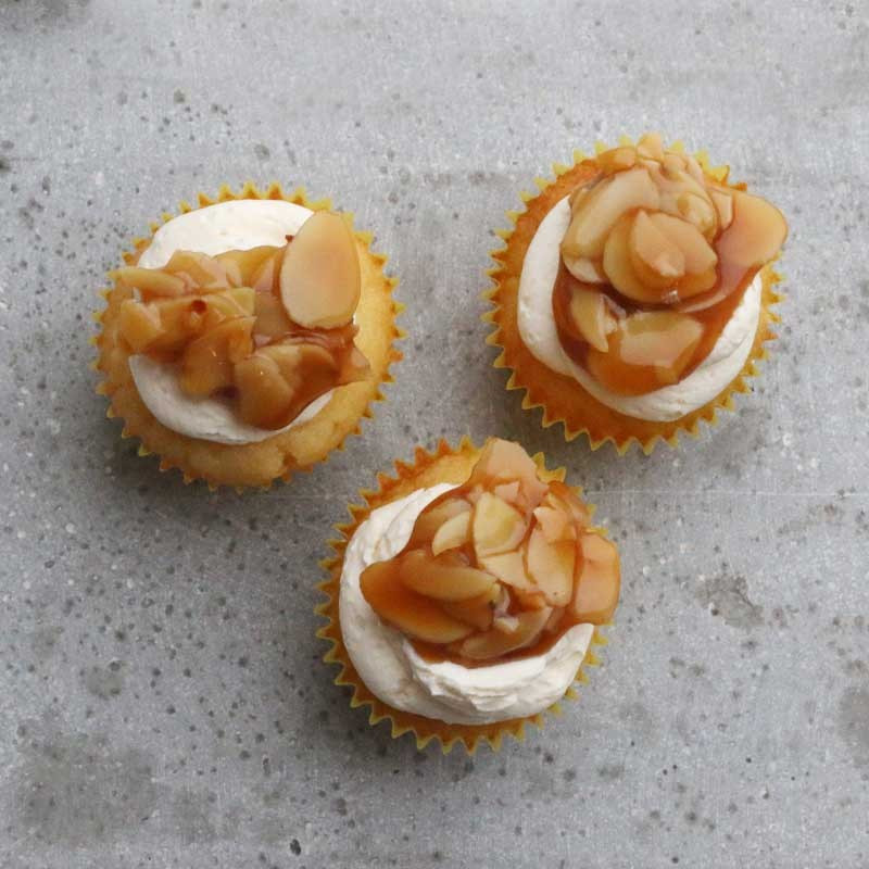 How Long To Bake Mini Cupcakes  Mini Bienenstich Cupcakes – Bake to the roots