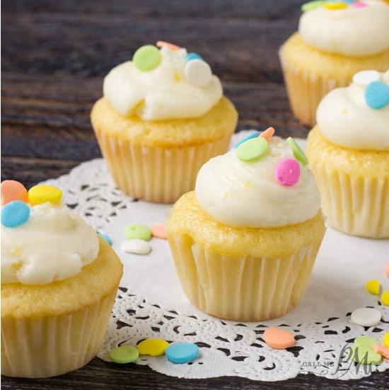How Long To Bake Mini Cupcakes  How to Make Lemon Mini Cupcakes Call Me PMc