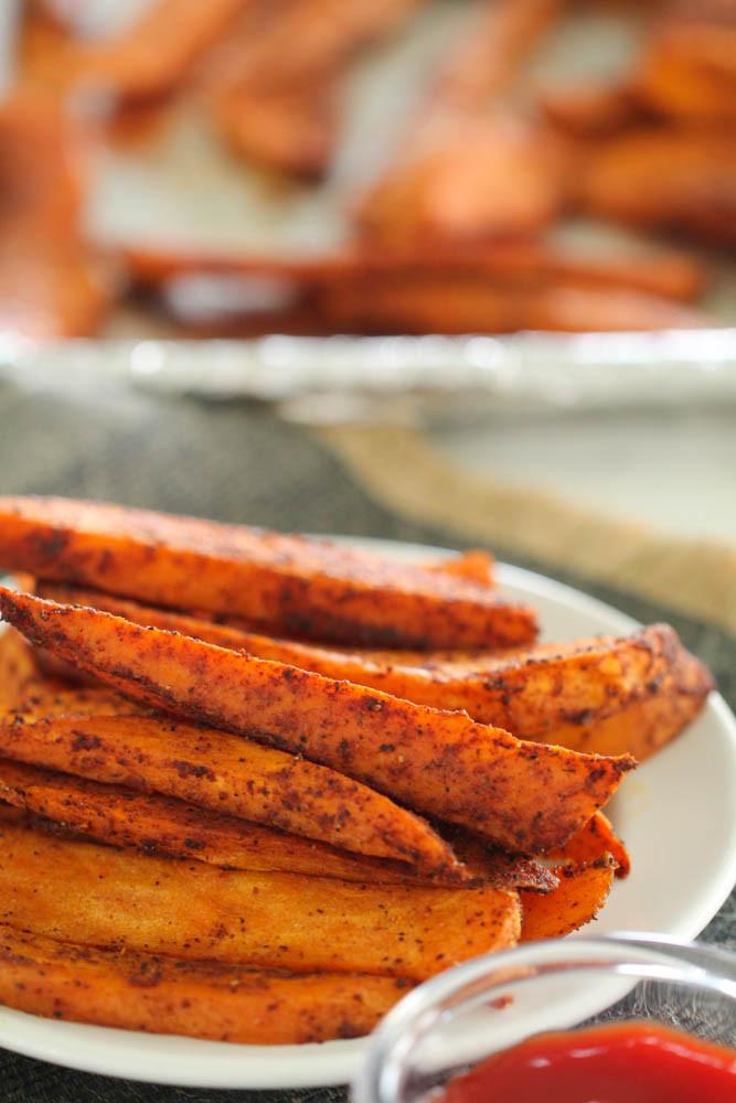 How Long To Bake Potato Wedges  Baked Sweet Potato Wedges