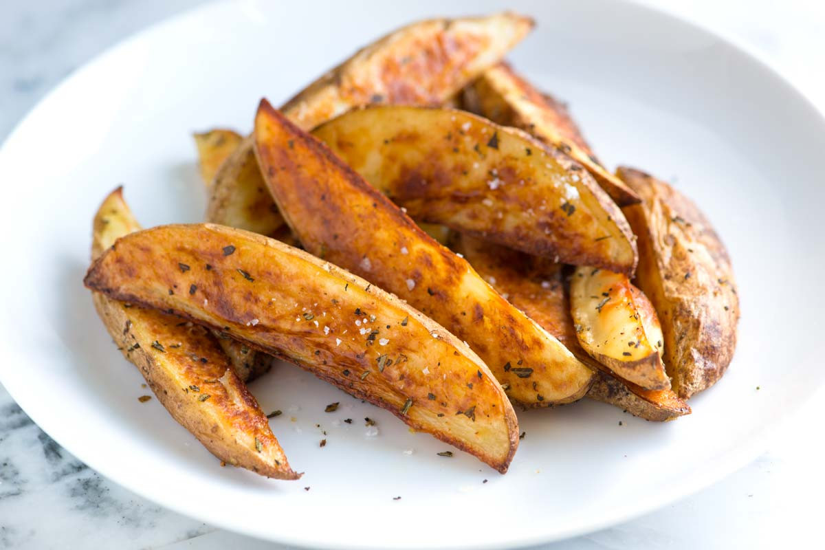 How Long To Bake Potato Wedges  POTATO WEDGES OR FRENCH FRIES
