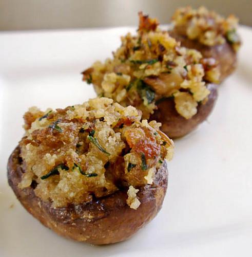 How Long To Bake Stuffed Mushrooms  Sausage Stuffed Mushrooms Handle the Heat