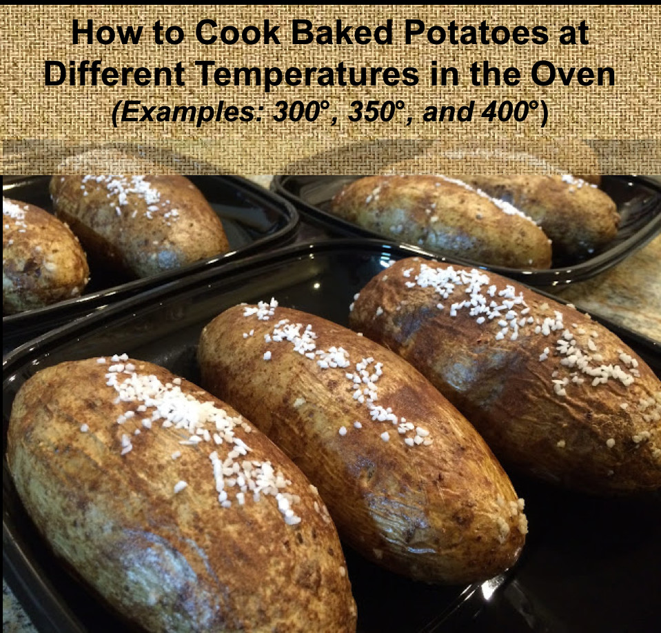 How Long To Boil A Potato  The Perfect Baked Potato Here is How Long to Cook Baked