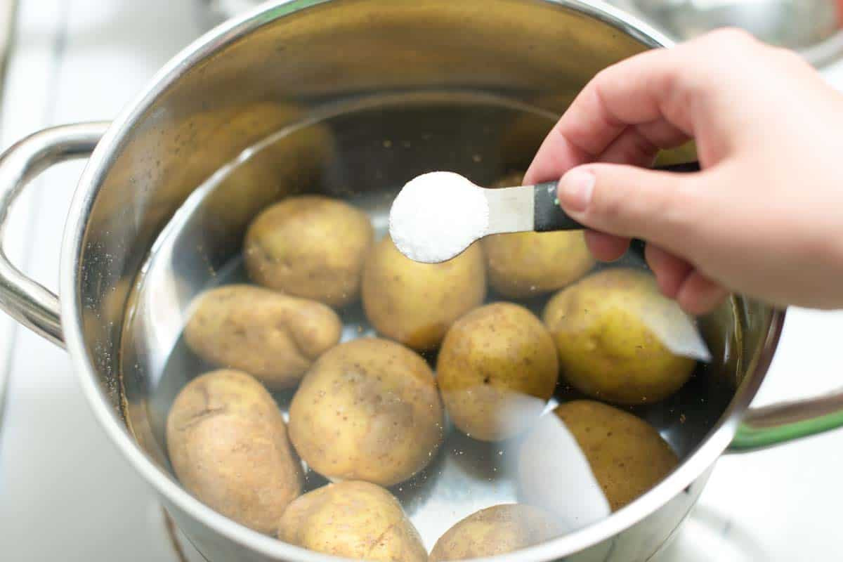 How Long To Boil A Potato  Easy Potato Salad Recipe with Tips