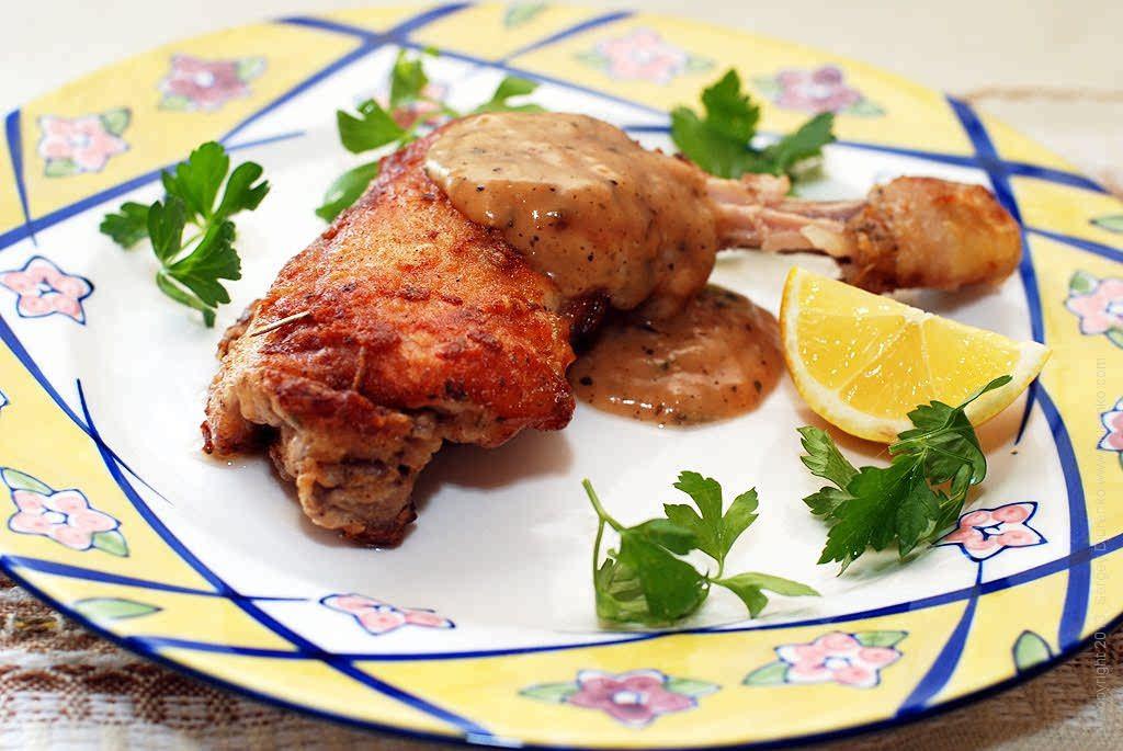 How Long To Boil Chicken Legs  Жареные окорочка куриные ножки жареные на растительном масле