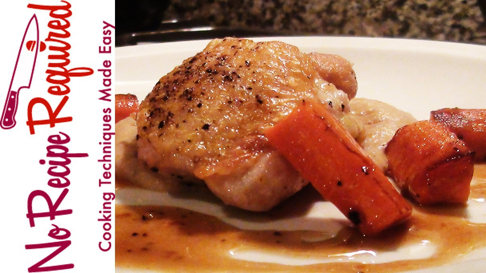 How Long To Boil Chicken Thighs  How to Cook Chicken Thighs – NoRecipeRequired