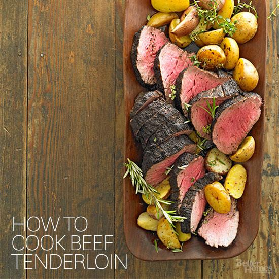 How Long To Cook Beef Tenderloin  How to Cook Beef Tenderloin