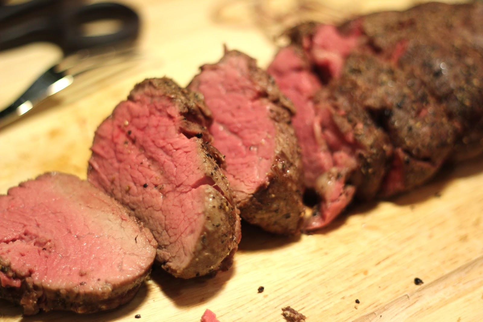 How Long To Cook Beef Tenderloin  Jenny Steffens Hobick Slow Roasted Beef Tenderloin