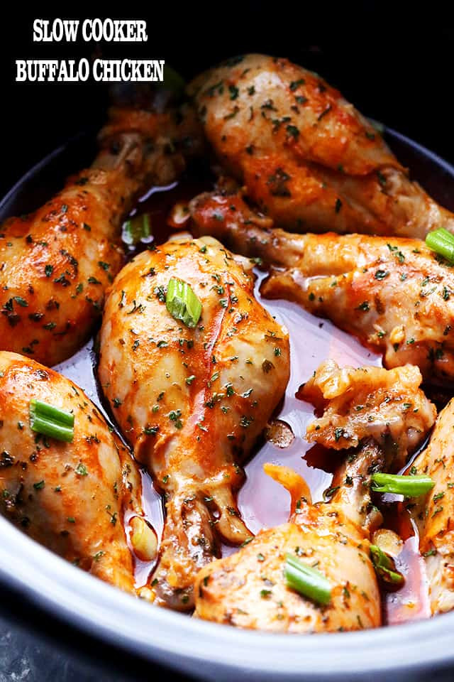 How Long To Cook Chicken Thighs In Crock Pot  how long do i cook chicken drumsticks in a slow cooker
