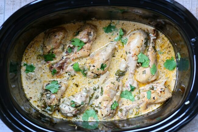 How Long To Cook Chicken Thighs In Crock Pot  The Working Mom s Ultimate Dinner Guide 365 Days of Slow