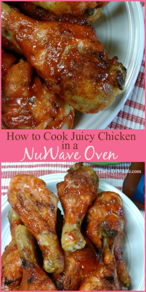 How Long To Cook Fried Chicken  NuWave Oven Recipes and Cookbooks to Fill Your Table in a