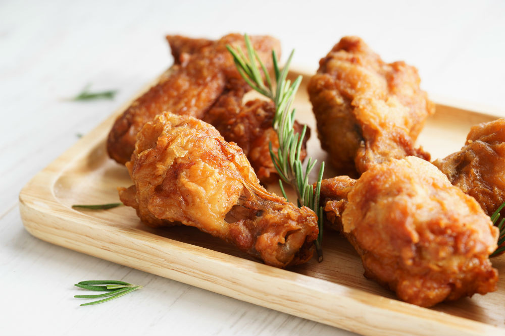 How Long To Cook Fried Chicken  How Long to Fry Chicken Legs in Deep Fryer Top Kitchen Depot