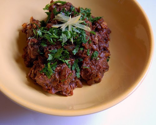 How Long To Cook Ground Beef  Moroccan Slow cooked Beef with Herbs