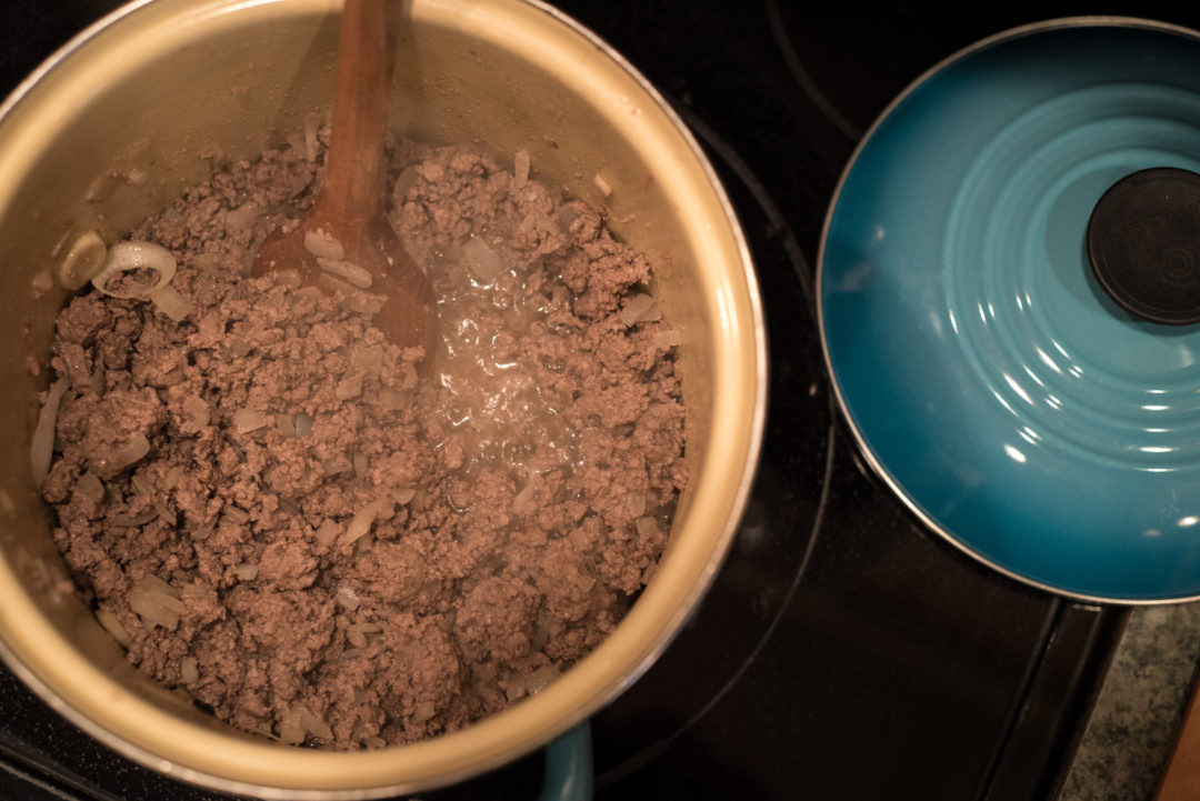 How Long To Cook Ground Beef  Annessa Chumbley RD Batch Cooked Ground Beef Annessa