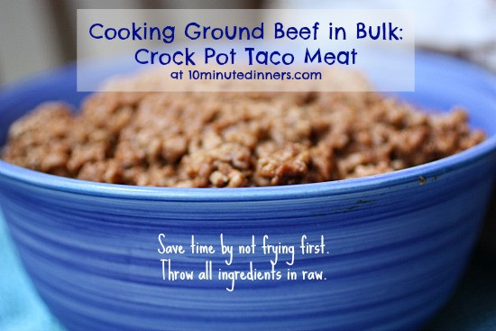 How Long To Cook Ground Beef  how long does taco meat stay good in the fridge