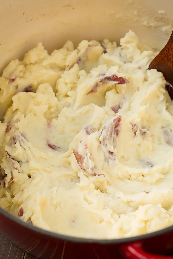 How Long To Cook Mashed Potatoes  Garlic Mashed Potatoes Roasted Garlic Cooking Classy