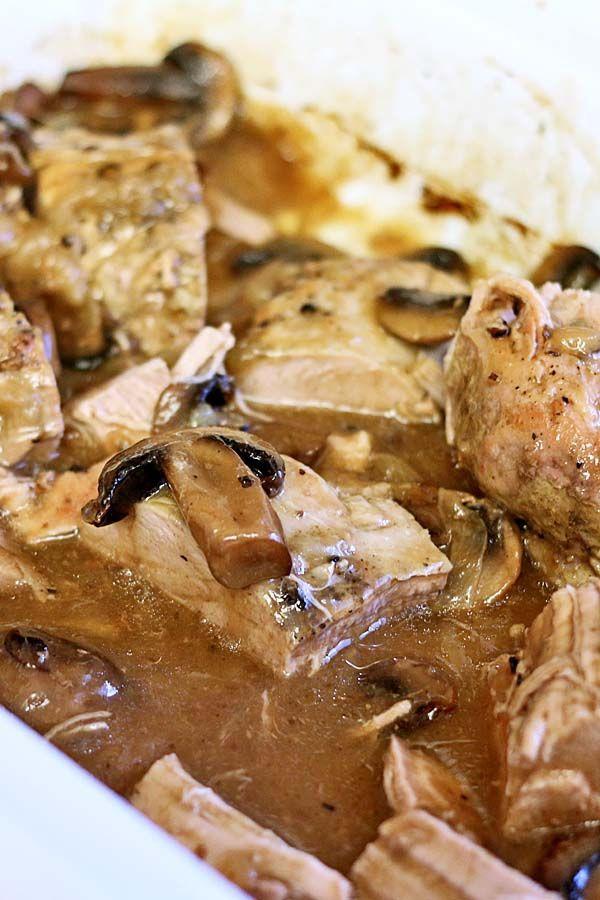 How Long To Cook Pork Chops In Crock Pot  Best 25 Pork tenderloin crock pot ideas on Pinterest