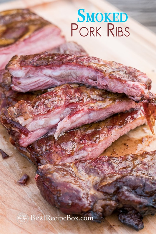 How Long To Cook Pork Ribs  How Long To Cook Pork Ribs In A Smoker