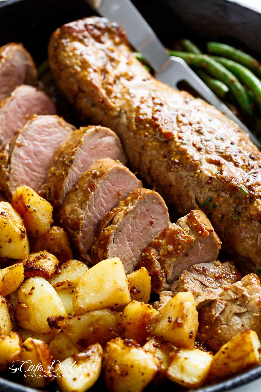 How Long To Cook Pork Tenderloin In Oven At 400  how to cook pork tenderloin in oven without searing