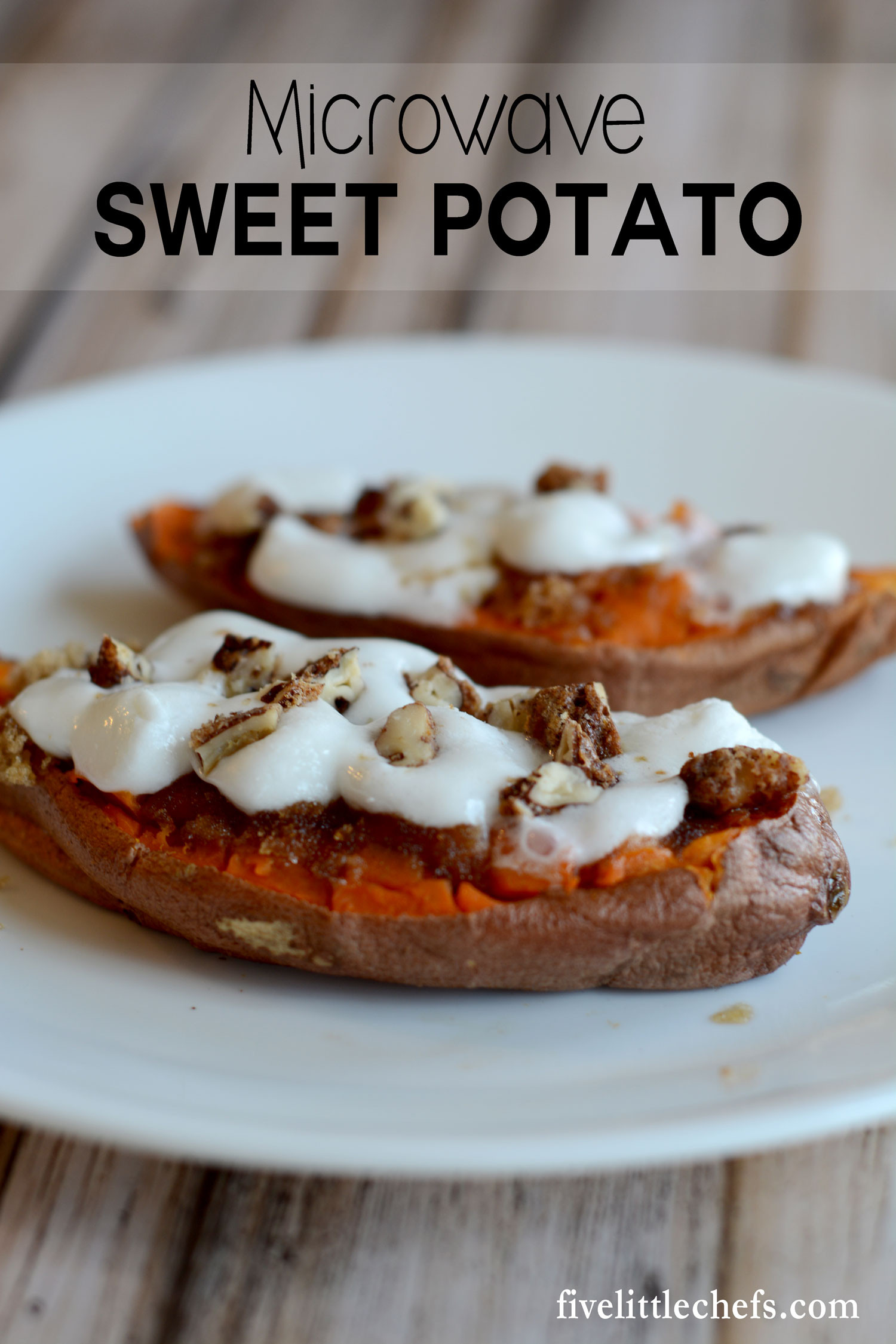 How Long To Cook Sweet Potato In Microwave  Microwave Sweet Potato