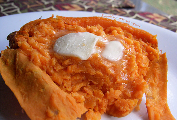 How Long To Cook Sweet Potato In Microwave  How to Cook Sweet Potatoes Quickly Simple Daily Recipes